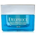 Фото Deoproce Special Water Plus Sleeping Pack - Маска ночная увлажняющая, 50 мл
