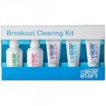 Фото Dermalogica Clear Start Breakout Clearing Kit - Набор Лечебный очищающий