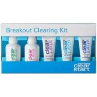 Dermalogica Clear Start Breakout Clearing Kit - Набор Лечебный очищающий