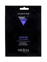 Aravia Professional -  Экспресс-маска детоксицирующая для всех типов кожи Magic – Pro Detox Mask 1 шт.