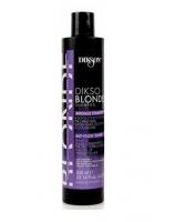 Dikson Dikso Blonde Anti-Yellow Toning Shampoo - Тонирующий шампунь против желтизны, 300 мл