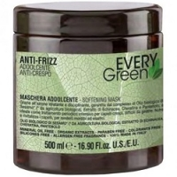 Dikson Every Green Anti-Frizz Mashera Idratante - Маска для вьющихся волос, 500 мл