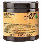 Фото Dikson Every Green Anti-Oxidant Mashera Antiossidante - Маска, Антиоксидант, 500 мл