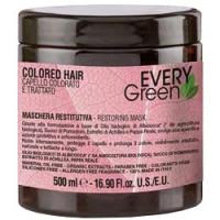 Dikson Every Green Colored-Hair Mashera Protettivo - Маска для окрашенных волос, 500 мл