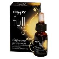 Купить Dikson Full Color Marrone - Корректор цвета в каплях, Коричневый, 10 мл