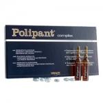 Фото Dikson Polipant Complex - Уникальный биологический ампульный препарат с протеинами, плацентарными экстрактами для лечения выпадения волос 12*10 мл