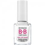 Фото Divage BB Whitening Nail Peel-off Mask - Маска для ногтей, 12 мл