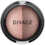 Фото Divage Colour Sphere Eye Shadow - Тени для век запеченные, двухцветные, тон 31, бронзовый, 3 гр