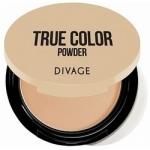 Фото Divage Compact Powder True Color - Пудра компактная, тон 03