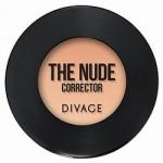 Фото Divage Concealer The Nude - Корректор для лица кремовый, тон 01