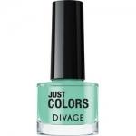 Фото Divage Just Colors - Лак для ногтей, тон 04, 6 мл