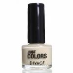 Фото Divage Just Colors - Лак для ногтей, тон 11, 6 мл