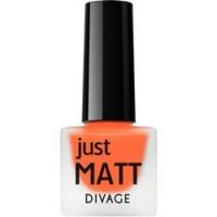 Divage Just Matt - Лак для ногтей матовый, тон 5626, 7 мл