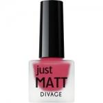 Фото Divage Just Matt - Лак для ногтей матовый, тон 5629, 7 мл