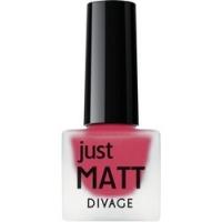 Divage Just Matt - Лак для ногтей матовый, тон 5629, 7 мл