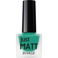 Divage Just Matt - Лак для ногтей матовый, тон 5630, 7 мл