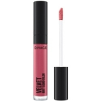 Divage Liquid Matte Lipstick Velvet - Жидкая губная помада, матовая, тон 02, сливовый, 5 мл