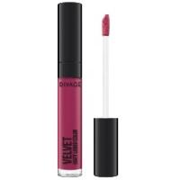 Divage Liquid Matte Lipstick Velvet - Жидкая губная помада, матовая, тон 10, сливовый, 5 мл
