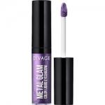 Фото Divage Metal Glam Eye Tint - Жидкие тени для век, тон № 04, фиолетовый, 5 мл