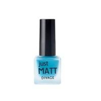 Divage Nail Polish Just Matt - Лак для ногтей № 5618