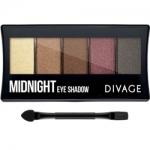 Фото Divage Palettes Eye Shadow Midnight - Палетка теней для век, 7 гр