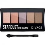Фото Divage Palettes Eye Shadow Stardust - Палетка теней для век, 7 гр