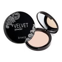 Divage Velvet - Пудра компактная № 5201