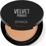Фото Divage Velvet - Пудра компактная № 5205, кремовый, 9 гр