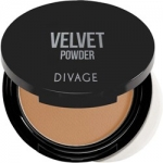 Фото Divage Velvet - Пудра компактная № 5206, кремовый, 9 гр