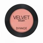 Фото Divage Velvet - Румяна компактные, тон 8702