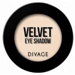 Фото Divage Velvet - Тени для глаз, тон 7312