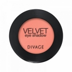 Фото Divage Velvet - Тени для век, тон 7321, 3 г.
