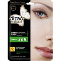 Dizao - Бото-маска для лица, шеи и век Омега 369, 1 шт