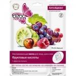 Фото Dizao - Маска для лица и шеи с фруктовыми кислотами, 1 шт