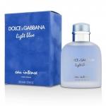 Фото Dolce&Gabbana Light Blue Intense Pour Homme - Парфюмерная вода, 100 мл