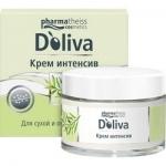 Фото Doliva - Крем интенсив для сухой кожи лица, 50 мл