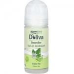 Фото Doliva Deoroller - Дезодорант роликовый с зеленым чаем, 50 мл