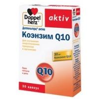 Doppelherz Aktiv - Коэнзим Q10 в капсулах, 30 шт