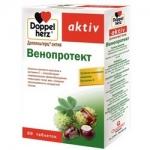 Фото Doppelherz Aktiv - Венопротект 289 мг в таблетках, 60 шт