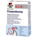 Фото Doppelherz V.I.P. - СпермАктив 1020 мг в капсулах, 30 шт