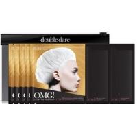 Купить Double Dare OMG! 3in1 Kit Hair Repair System - Трехкомпонентный комплекс масок Реанимация волос, упаковка 5 штук