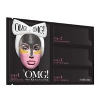 Купить Double Dare OMG! 4IN1 Kit Zone System Mask - Маска четырехкомпонентная для ухода за кожей лица