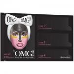 Фото Double Dare OMG! 4in1 Kit Zone System Mask - Четырехкомпонентный комплекс масок Система зон, упаковка 5 штук