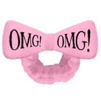 Double Dare OMG! Hair Band Light Pink - Повязка косметическая для волос, розовая