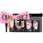 Фото Double Dare OMG! Premium Package Pink - Набор из 4 масок, кисти и нежно-розового банта