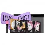 Фото Double Dare OMG! Premium Package Purple - Набор из 4 масок, кисти и лавандового банта