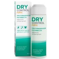 Купить Dry Control Forte - Антиперспирант от обильного потоотделения 20%, 50 мл