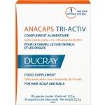 Фото Ducray Аnacaps Tri-Activ Food Supplement - Капсулы для волос и кожи головы, 30 шт.