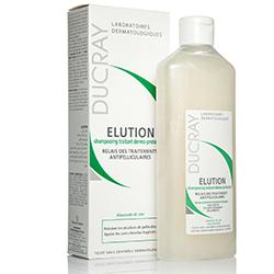Ducray Elution - Шампунь оздоравливающий, 300 мл.
