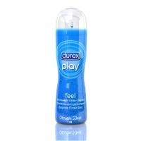 Durex Play Feel - Гель-лубрикант длительного действия, 50 мл